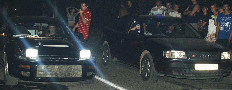 14.08.2010 — Drag Racing