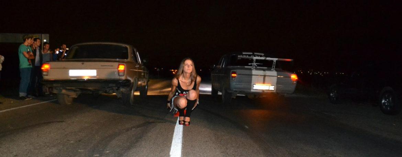 21.07.12 — Drag Racing