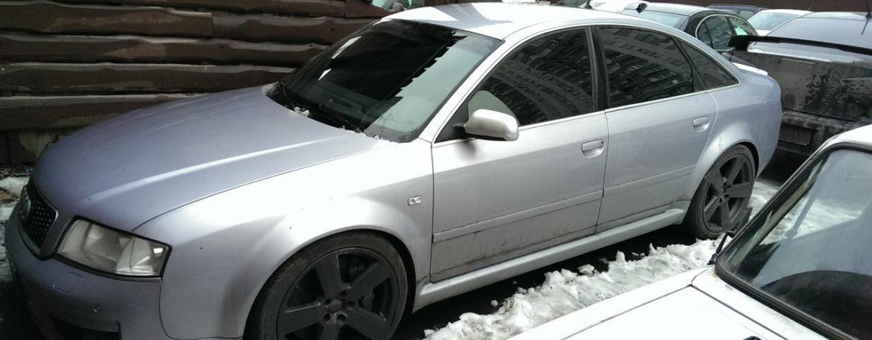 Продается Audi RS6