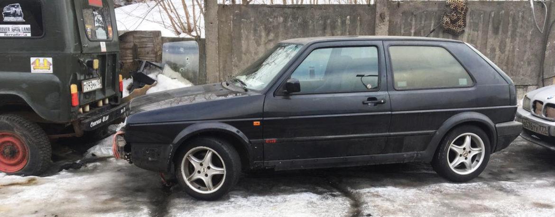 Volkswagen Golf GTI / Актуально