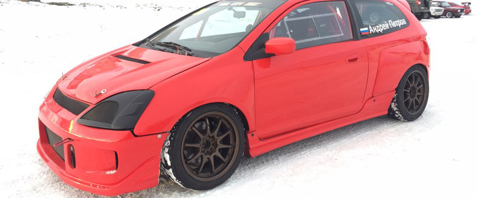 Продается Honda Civic Type R