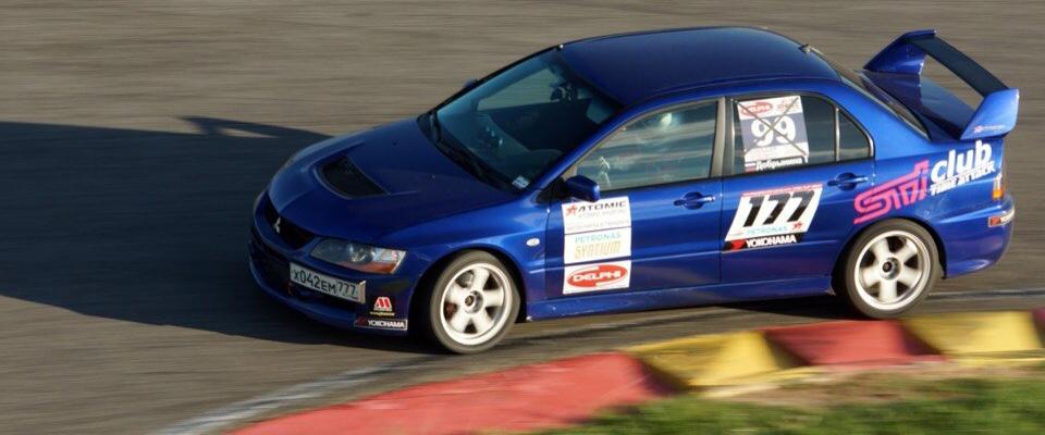 Продается Mitsubishi Lancer EVO