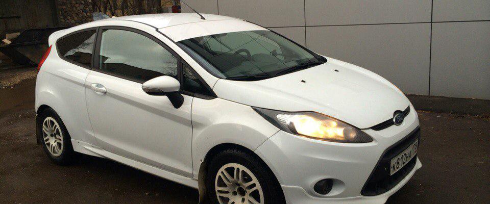 Продается Ford Fiesta
