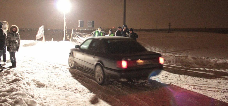 1 этап Road Professionals 2011