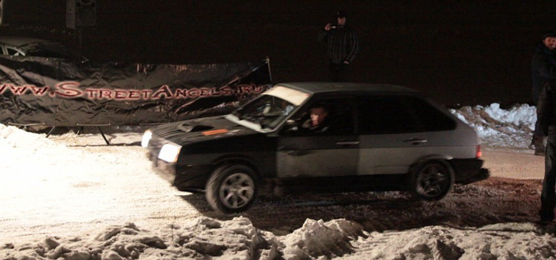 2 этап Road Professionals 2011