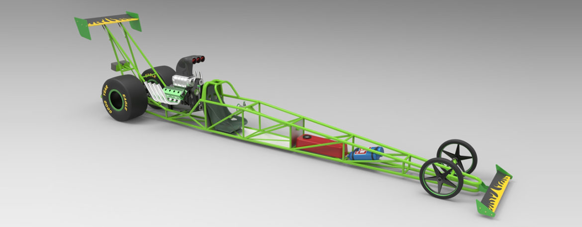 Top Fuel Dragster факты