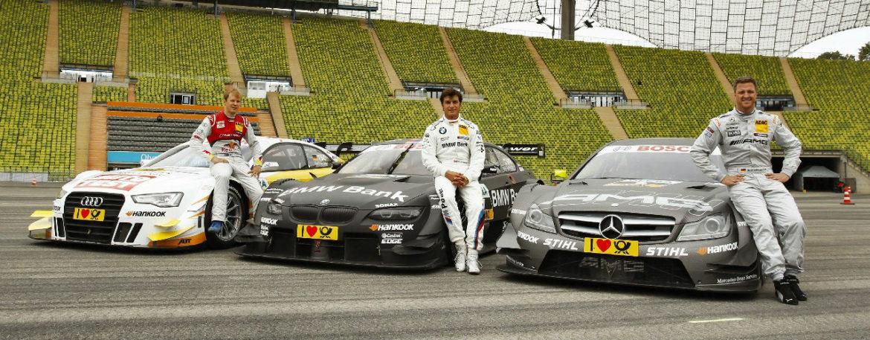 Истории мировых гоночных серий. DTM.