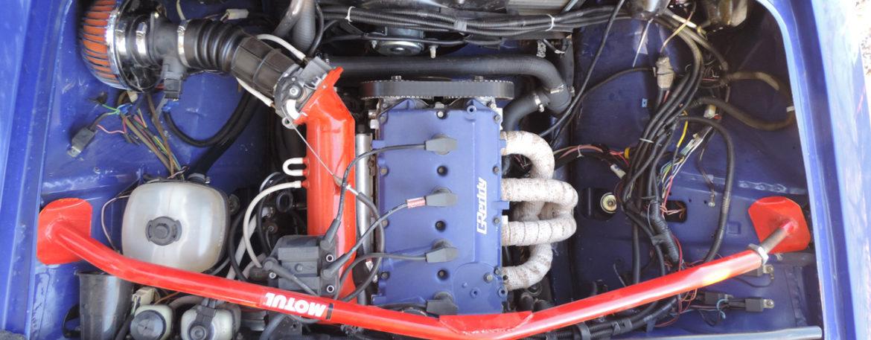 Установка 16кл двигателя в ВАЗ Классику