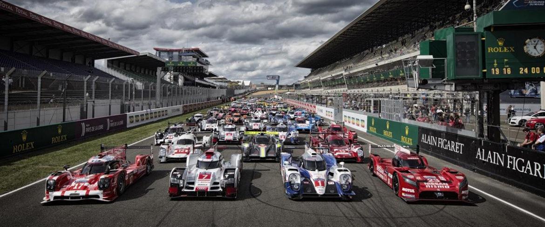 Истории мировых гоночных серий. 24 Heures du Le Mans.