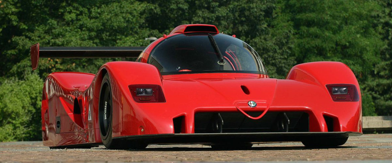 Alfa Romeo SE 048 SP