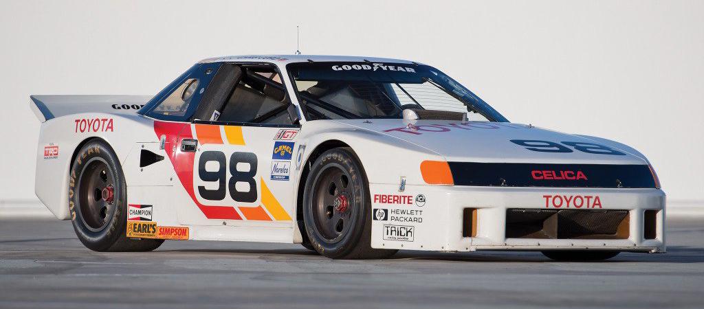 Toyota Celica Turbo IMSA GTO (ST162)