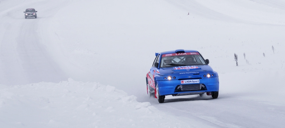 LADA 112 VK S2000 Rally