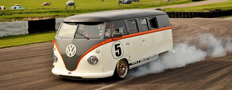 Гоночный VW Transporter Т1