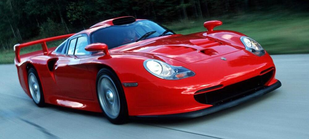 Porsche 911 GT1. Суперкар для победы в Ле-Мане или болид с кольца Сартэ на дорогах общего пользования.