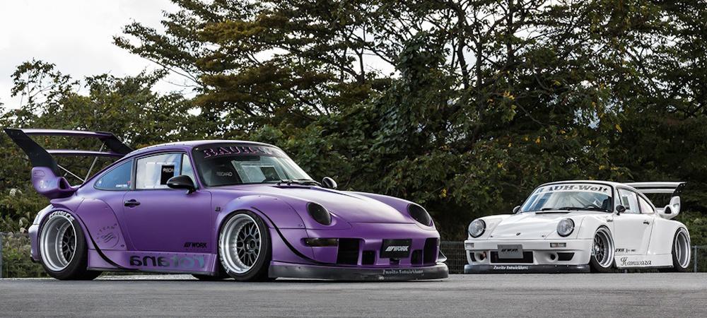 RWB. Porsche глазами японца.