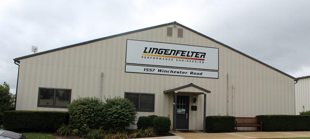 В гостях у Lingenfelter Performance Engineering.