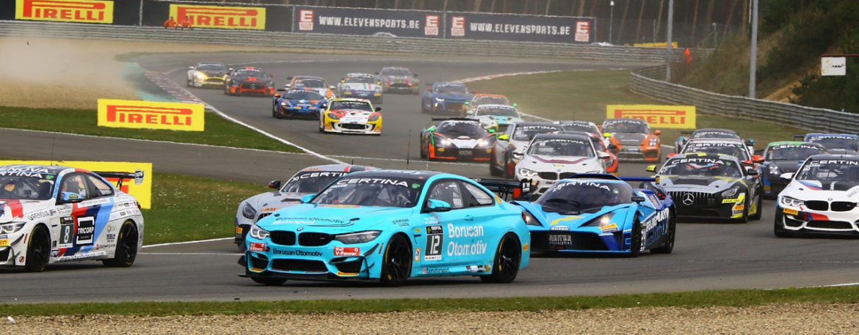 Истории мировых гоночных серий. GT4 European Series.
