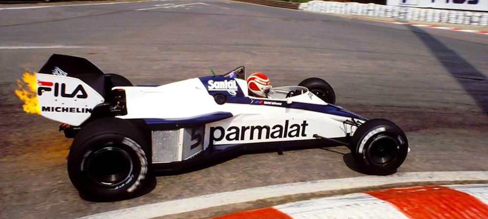 Brabham BT52 BMW — cамый простой болид Ф-1