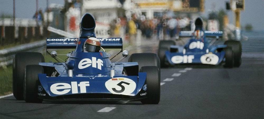 Чемпионские Tyrrell