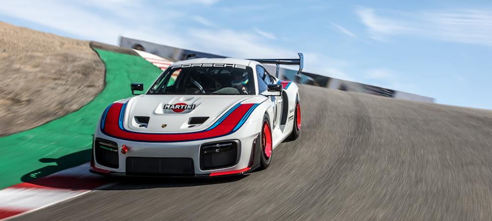 Эпоха возрождения: как Porsche сделал модель 935 в честь модели 935.