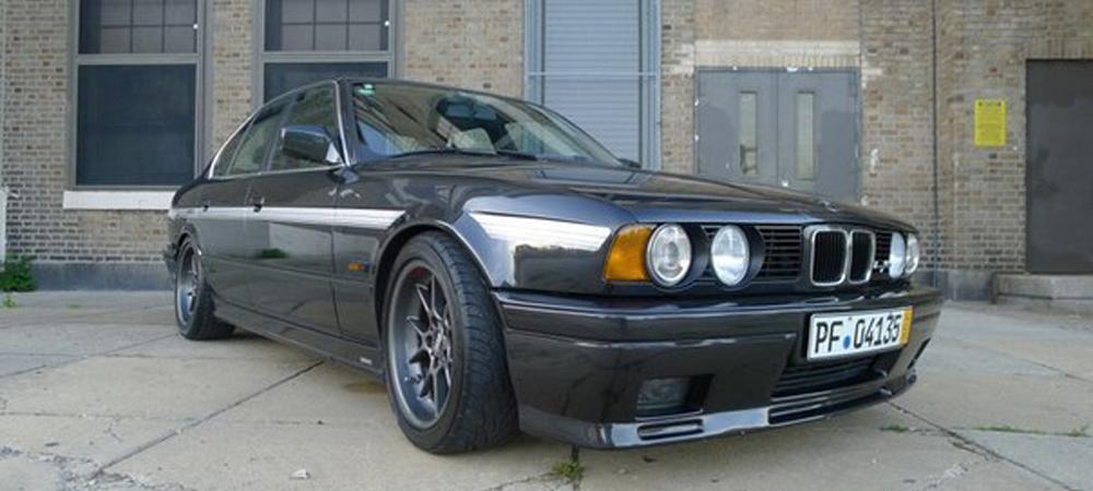 BMW 535i Hartge H5SP