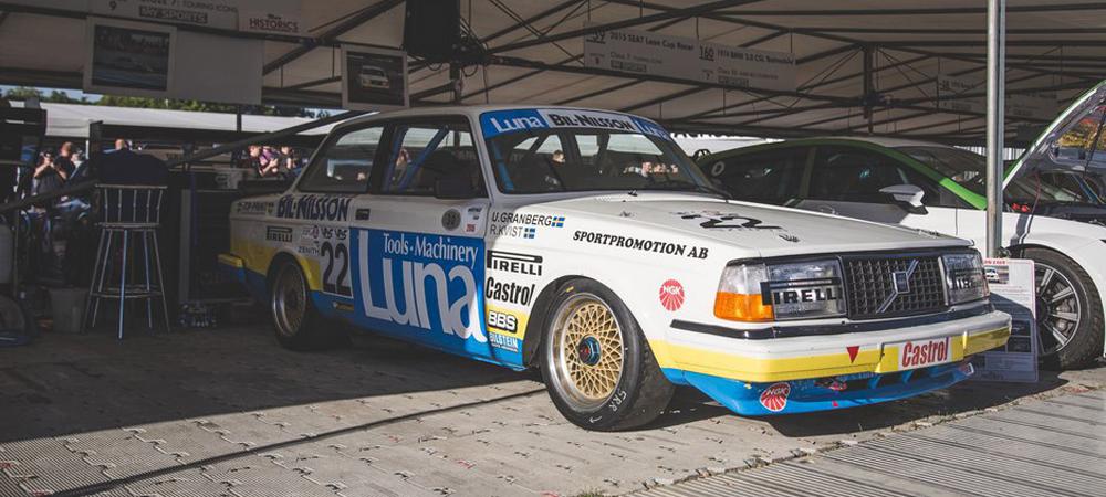 Volvo 240 Turbo ETC Group A