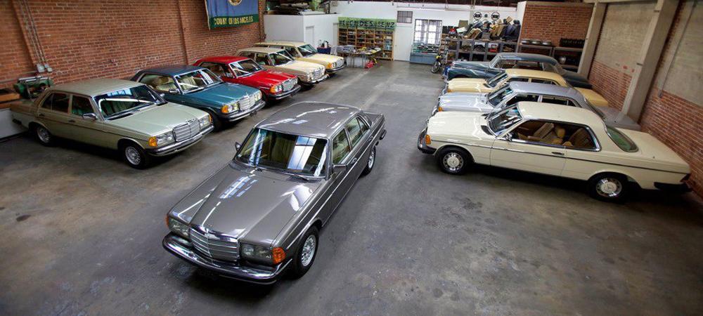 Старый Mercedes — как стиль жизни
