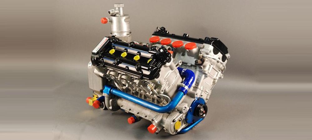 Двигатель Powertec RPB