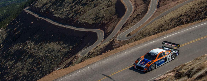 Истории мировых гоночных серий. Pikes Peak International Hill Climb.