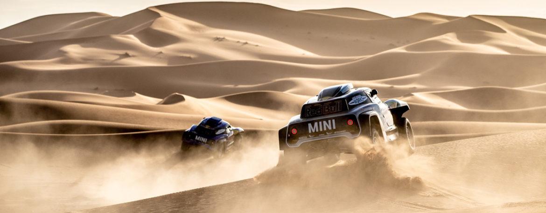 Истории мировых гоночных серий. Dakar.