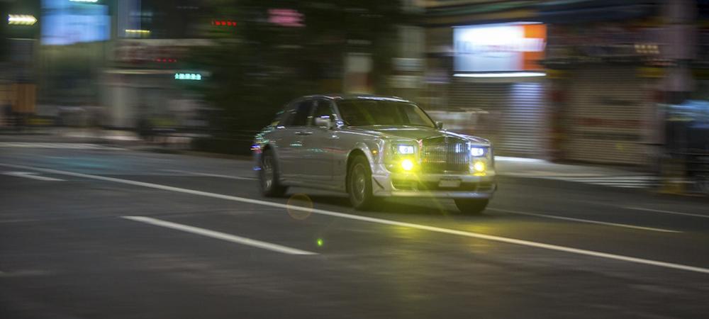 Rolls-Royce Phantom с двигателем от Toyota Supra.