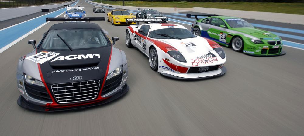Истории мировых гоночных серий. FIA GT.