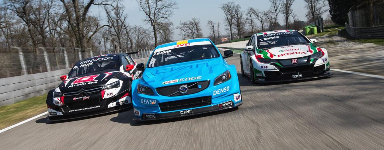 Истории мировых гоночных серий. FIA WTCC.