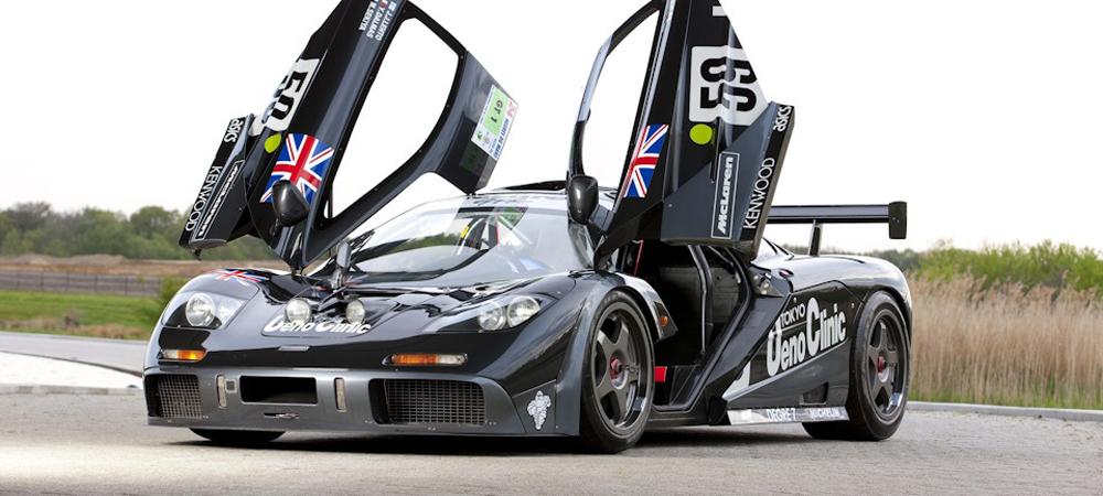 McLaren F1 GTR. Последний из могикан