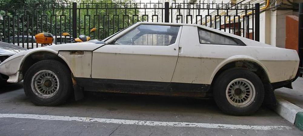 Первый спортивный автомобиль СССР