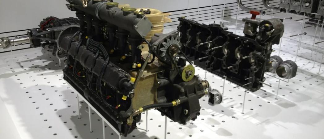 Двигатель 912.52