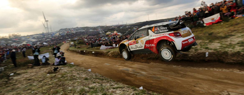 Истории мировых гоночных серий. FIA WRC.