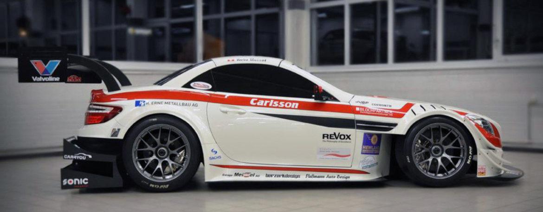 Mercedes-Benz SLK340 Meisel Motorsport