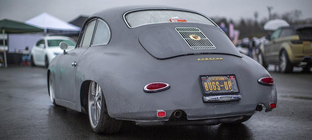 Нестандартный подход к восстановлению Porsche 356. Японский взгляд.