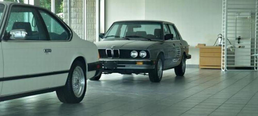 Хотели бы приобрести новенькую BMW 80х годов?