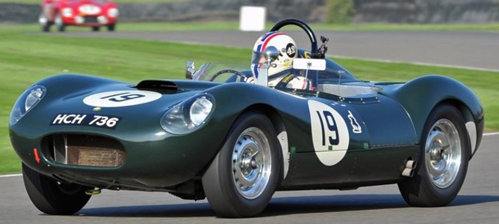Lister Jaguar Flat Iron