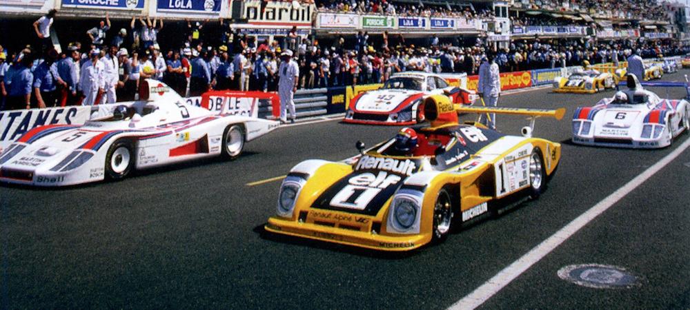 Renault-Alpine A442 и Porsche 936 — турбо-пионеры