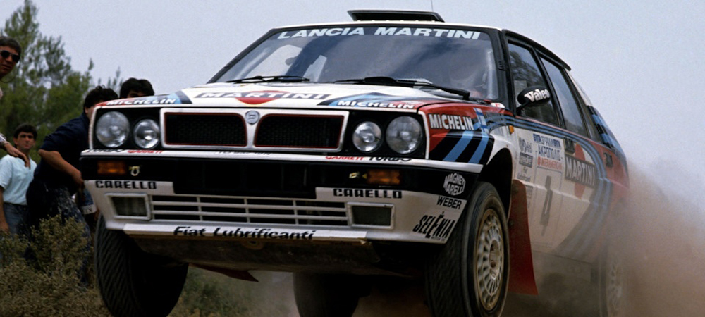 Lancia Delta HF Integrale — королева раллийных трасс