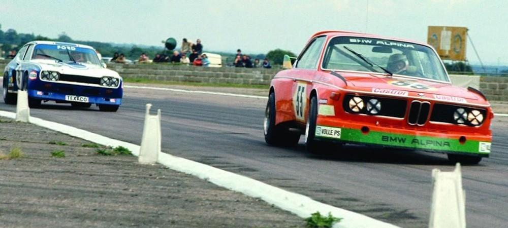 BMW 3.0 CSL и Ford Capri RS