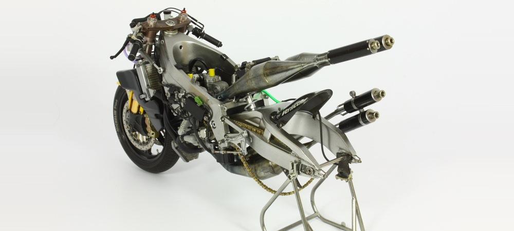 Двигатель Honda NSR500