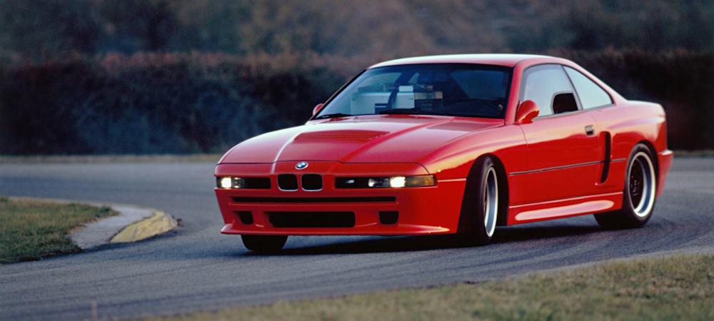 Двигатель BMW, используемый в McLaren F1, изначально готовился для супер проекта BMW M8